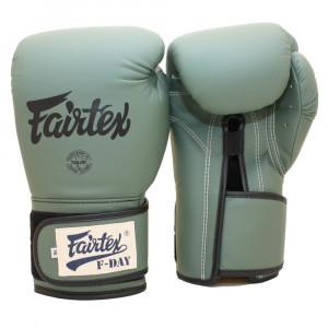 Боксерские перчатки Fairtex Fight Day, 10 OZ Fairtex