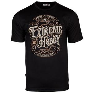 Футболка calligraphy (черный) Extreme Hobby