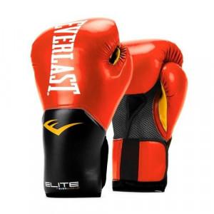 Перчатки боксерские Everlast New Pro Style Elite, Red, 12 OZ Everlast