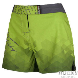 Шорты athletic RAPID green, женские Extreme Hobby