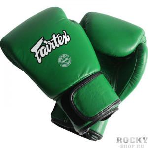 Боксерские перчатки Fairtex BGV16 Forest Green , 14 OZ Fairtex