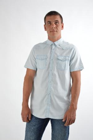 Top Secret Рубашка с коротким рукавом
